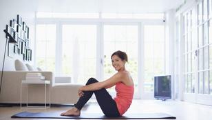 Ezeket a hibákat kerüld el, ha otthon edzel