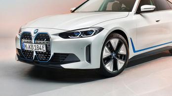 Ezzel a külsővel megy szériagyártásba a BMW i4