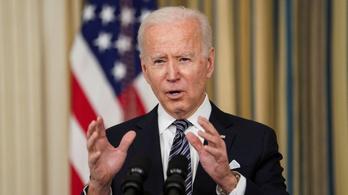 Joe Biden: Vlagyimir Putyin egy gyilkos