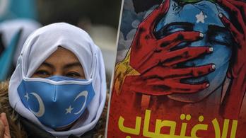 Az ujgurok miatt EU-s szankciók várnak Kínára