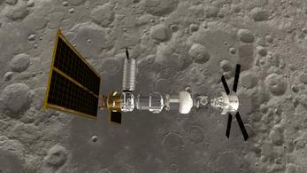 Magyar sugárzásmérő rendszer készül a holdi űrállomásra
