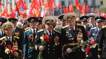 Öt év börtön jár a veterángyalázásért Oroszországban