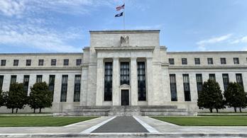 Javított gazdasági növekedési előrejelzésén az amerikai jegybank