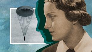 A magyar ejtőernyős lány Izrael hőse, verseit kötelezően tanulják az iskolában