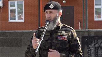 Instagramon kéri Putyint egy csecsen ezred, hogy tiltsa be az egyik legismertebb oknyomozó lapot