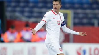 Közbeszól a vírus, Lewandowski nélkül Londonban a lengyelek?
