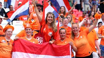 5000 nézőn fog kísérletezni a holland futballszövetség