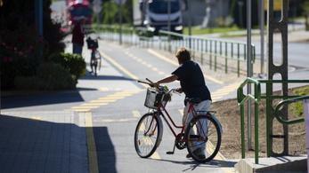 Szeged–Ópusztaszer: májustól akár kerékpáron
