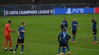 Négy Inter-játékos elkapta a koronavírust, szigorítások jönnek
