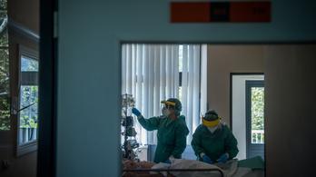 Mostanra szinte a teljes egészségügy a koronavírusos betegeket kezeli
