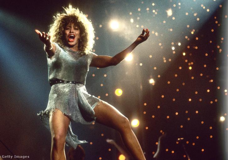 Tina Turner - Young