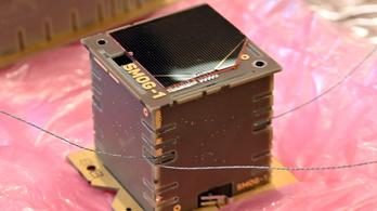 Indulásra készül az új magyar műhold