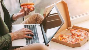 Így ne hízz el home office-ban – dietetikus szakértőnk segít