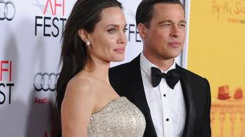 Angelina Jolie családon belüli erőszakkal vádolja Brad Pittet