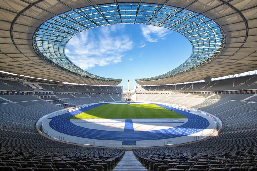 Olympiastadion Berlin Sep-2015