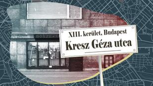 A Kresz Géza utca névadójának semmi köze nincs a közlekedési szabályokhoz