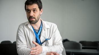 Kemenesi Gábor: Csak azokat a mutánsokat vizsgálják, amelyek jobban fertőznek
