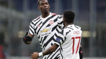 A sérülésből visszatérő Pogba okozta a Milan vesztét