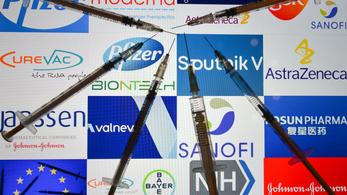 Dúl a vakcinaháború: Ukrajna szerint Moszkva akarja lejáratni az AstraZenecát