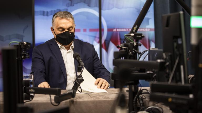 Orbán Viktor: Maradnak a korlátozó intézkedések