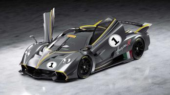 Üvöltő szupersportkocsit készített a Pagani