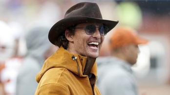 Régi szerepében tér vissza Matthew McConaughey