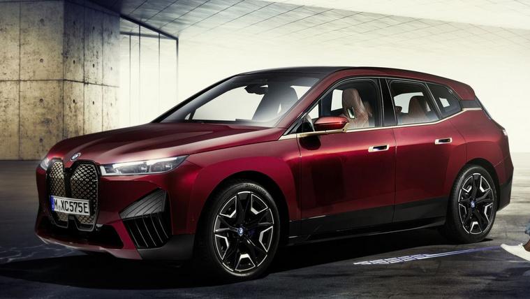 Jön az olcsóbb BMW iX