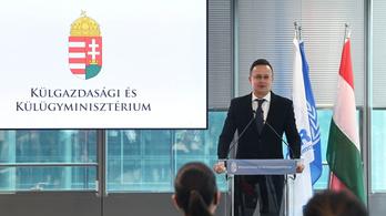 Szijjártó Péter: Tavaly megdőlt a beruházási rekord