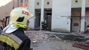Két vállalkozót vádolnak a szekszárdi gázrobbanás ügyében