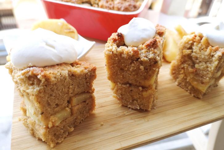 pészachi almás süti recept