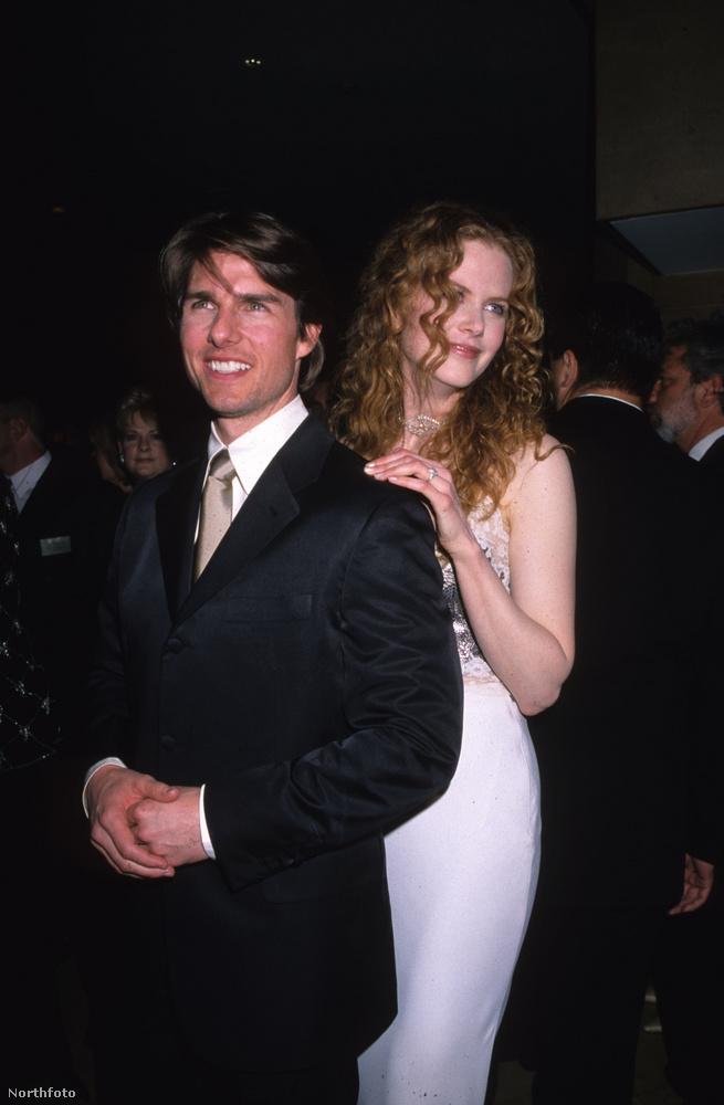 1994-ben , amikor Tom Cruise és Nicole Kidman négy éve voltak házasok, Cruise vett egy házat a Colorado állambéli Telluride-ban