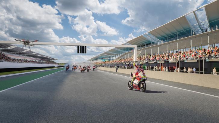 A látványterven sikerült a 2012-es Valentino Rossit elhelyezni győztesként, miközben a 2012-es szezonban nem nyert futamot
