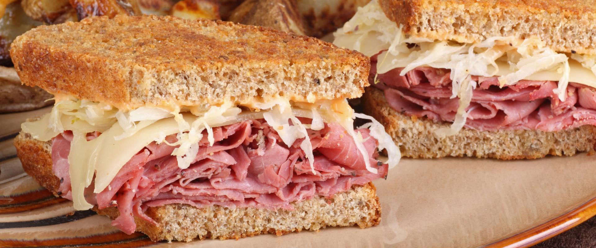 reuben szendvics cover