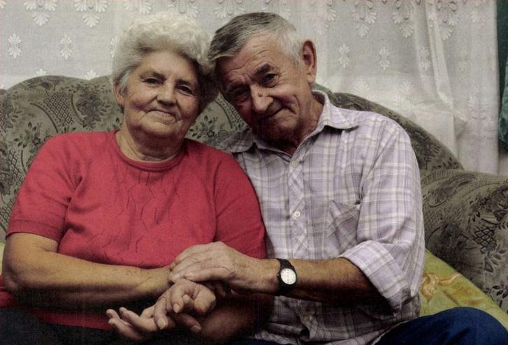 Szoboszlai Barna és felesége