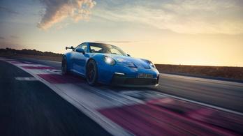 Porsche: nem lesz elektromos 911 ebben az évtizedben