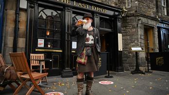 Végveszélyben vannak a brit pubok