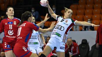 Norvégiával biztosan nem játszik az olimpia csoportkörében a női kéziválogatott
