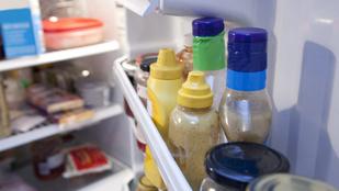 Mit tárolhatunk a hűtő ajtajában, ahol a legmelegebb van? Tojást például nem volna szabad