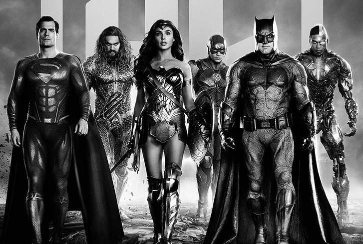 Zack Snyder: Igazság ligája (Forrás: HBO)