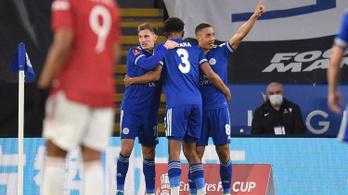 Kiesett a ManUnited, a Leicester az utolsó elődöntős az FA-kupában