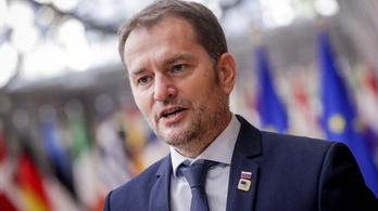 Lemond a szlovák kormányfő, csak van néhány feltétele