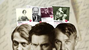 Hogyan ismerkednének a magyar írók és költők a Tinderen?
