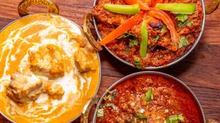 Még egy isteni vacsoratipp hétköznapokra: csirke-mangó curry