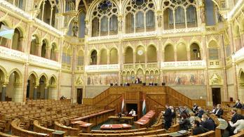 Politikai vita lesz az uniós források felhasználásról a parlamentben