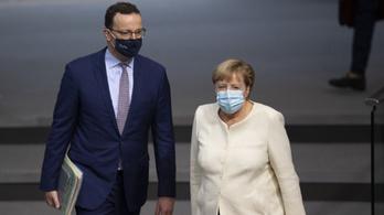 A német egészségügyi miniszter is korrupciógyanúba keveredett az arcmaszkok beszerzése ügyében