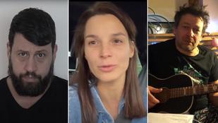 Hírösszefoglaló: Puzsér learanyásózta Berki Mazsit, Lovasi írt egy új dalt