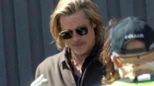 Brad Pittet kikészíti, hogy Angelina Jolie infókat szivárogtat a sajtónak