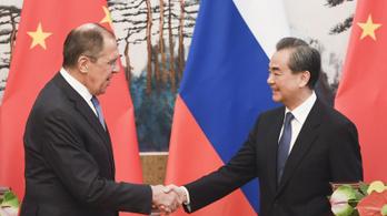 Szergej Lavrov: kínai-orosz szövetségre van szükség az Egyesült Államokkal szemben