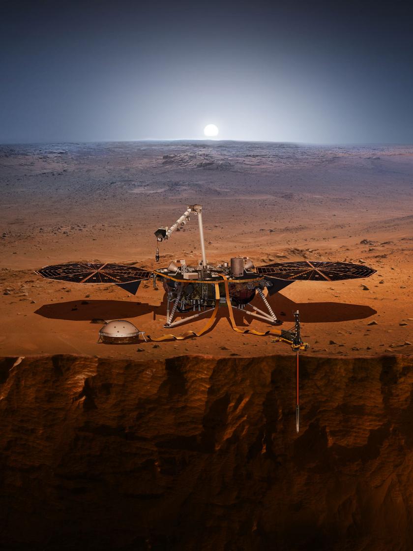 InSight Mars-szonda