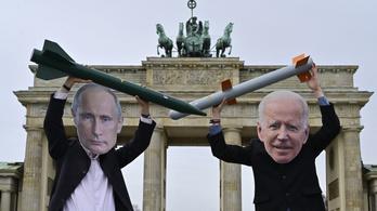 Moszkva sajnálja, hogy Biden nem tárgyal Putyinnal